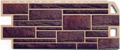 Фасадная панель Камень (жжёный)