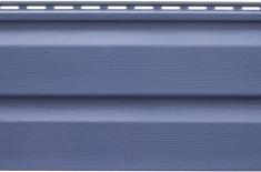 Акриловый сайдинг Kanada Плюс Премиум Синий, 3,66м